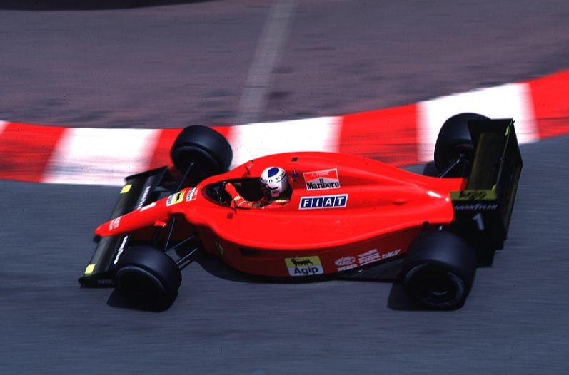 フェラーリ 641 2 F1グランプリ 1990年を戦ったドライバー&マシンたち Naver まとめ