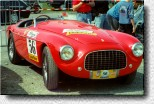 212 Export Touring Barchetta s/n 0078E