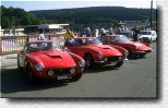 250 GT SWB s/n 2149GT - first from the left FF40.002