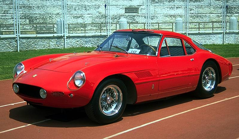 List of All Ferraris Made 1