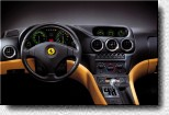 Ferrari 550 Maranello - dashboard