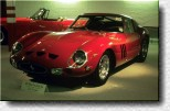 250 GTE s/n 3873 rebodied as 250 GTO