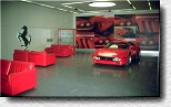 Factory Entrance Hall with 288 GTO