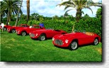 166 MM's Touring Barchetta s/n 0020M, 0050M.0328M, and Touring Berlinetta s/n 0060M and 0066M
