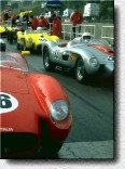 250 Testa Rossa at the grid