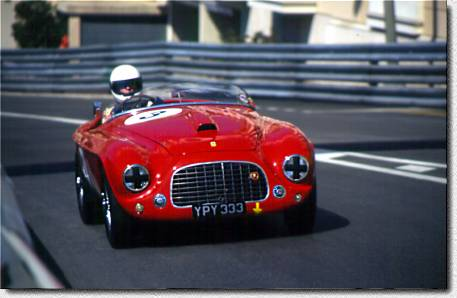 166 MM Touring Barchetta s/n 0040M