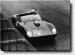 N�rburgring 1000 km 1962: The 250TR s/n 0742TR was fitted with special bodywork made by Gachnang from Switzerland. It was driven by Gachnang himself and Grob to a 17th place.