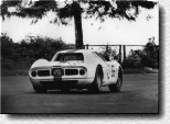 N�rburgring 1000 km 1966: This car seems to be the 250LM s/n 5845. But was the picture taken at the N�rburgring in 1966? The car definitely didn't start in the race, but may have been driven in practice.