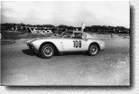 Airfield Schleissheim 1962: The German race ace Peter Nöcker (1963 European Touring Car Champion) won with his 250GT SWB s/n 1917GT.