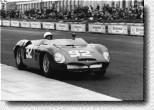 Nürburgring 1000 km 1962: This race was the first motorsport event, that photographer Rainer W. Schlegelmilch visited. It was won by Phil Hill and Olivier Gendebien in the Dino 196SP s/n 0790.