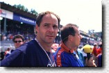 "For Gerhard Berger, who had declared his withdrawal from the F1-circus after the 1997 season, his role as a ""normal"" spectator was a completely new experience."