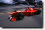 Michael Schumacher was very happy since his 3rd position was like a victory for him.