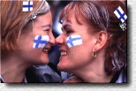 The Finnish fans are special
