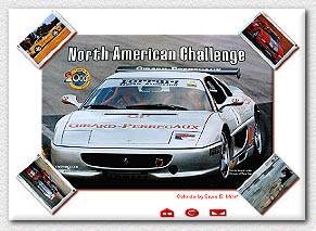Calendar North America Challenge 1999 by Bruce Miller, distributed via www.forza.cc