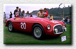 166 MM Touring Barchetta s/n 0010M