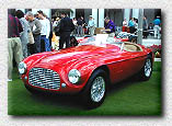 166 MM Touring Barchetta s/n 0058M