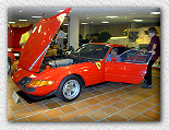 365 GTB/4 Competition conversion s/n 13213