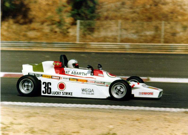 Formula Fiat Abarth 1980 Pergusa
