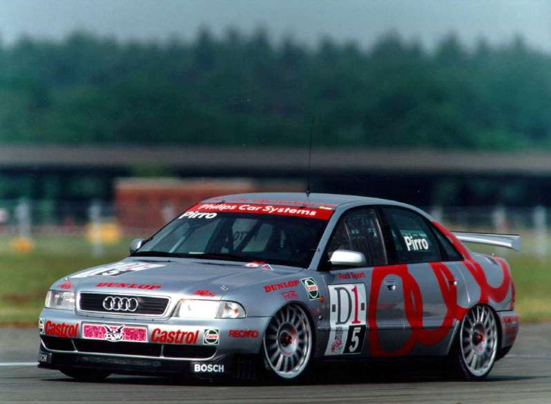 STW Champion Audi - Audi car 1996
