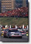 In Front of van Ommen - Sachsenring 97