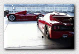 F50 GT s/n 002 & 333 SP s/n 032 Photo: Eiji Takeuchi
