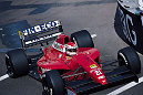 In 1991 the last GP USA was run in the streets of Phoenix. Emanuele Pirro driving a BMS Dallara-Judd 191.  Many teams tested on the small firebird track in the dessert, Emanuele was third fastest, the new chassis from the new designer fantastic but the engine was the weakest part of the car.