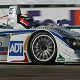 Johnny Herbert in the ADT Champion Audi R8 #38