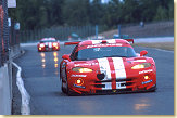 Beretta/Wendlinger won their class, Archer/Donohue finished 2nd in the #92 Dodge Viper