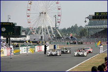 Audi triumphs with TDI power in Le Mans