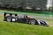 Audi R10 Roll out with Frank Biela at the wheel
