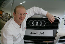 Frenchman Alexandre Prémat new Audi factory driver