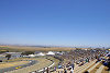 A big crowd watch the ALMS Sears Point under the California sunshine
