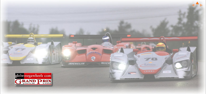 ALMS Mosport one of the starts