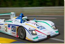 Audi R8 #2 (Team ADT Champion Racing), Allan McNish