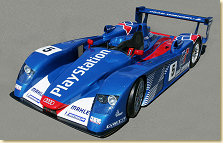 Audi Playstation Team Oreca
