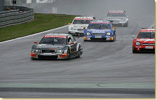 Audi A4 DTM #14 (Audi Sport Team Joest Racing), Christian Abt