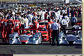 The 2000 Audi Le Mans Team